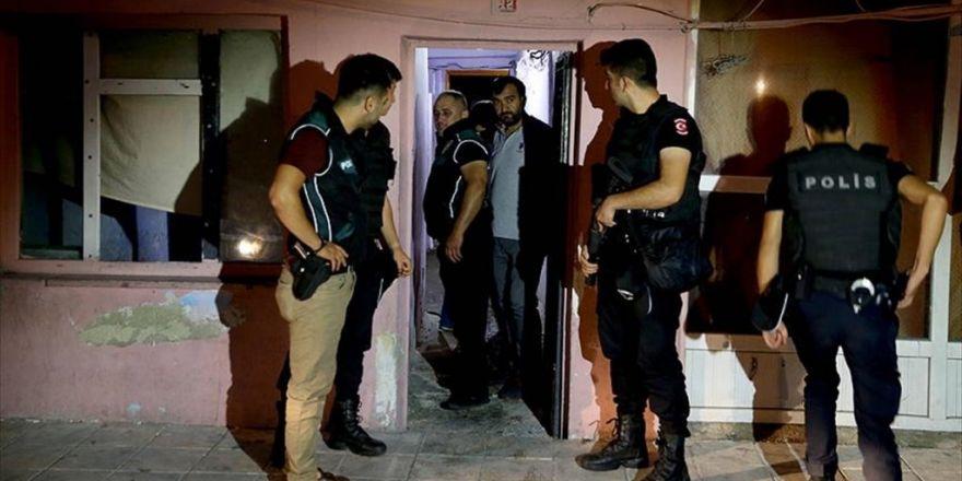 İstanbul'da Bin Polisle Helikopter Destekli Uyuşturucu Operasyonu
