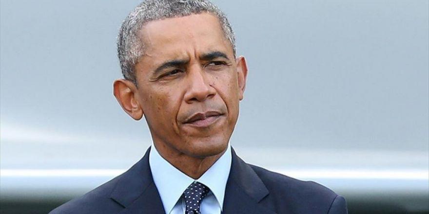 """Obama'dan """"Kuzey Kore"""" Güvencesi"""