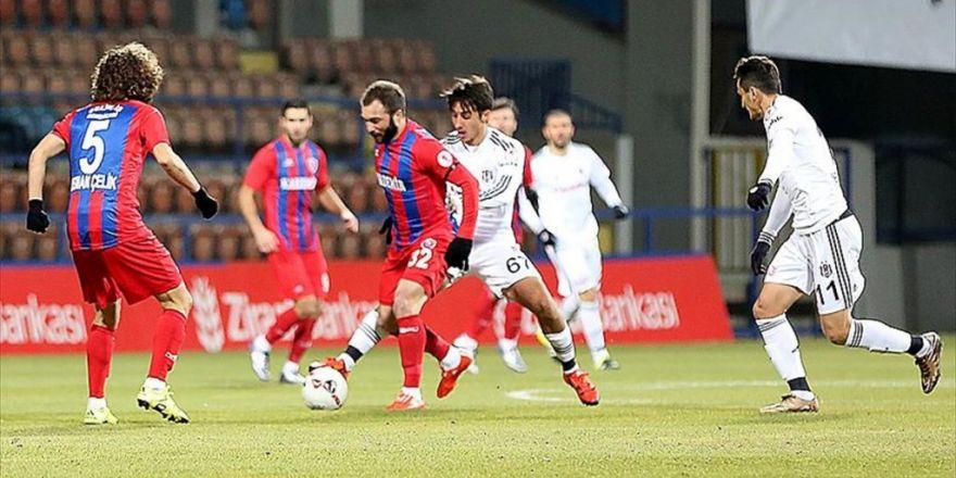 Beşiktaş İle Kardemir Karabükspor 17. Randevuda