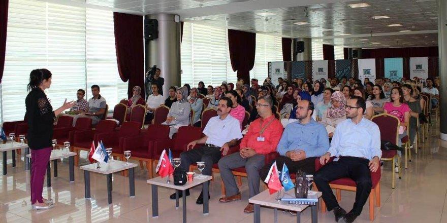 """KTO Karatay Üniversitesi'nde """"Beslenme Eğitimi"""" seminerleri"""