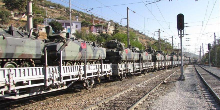 Askeri Birliklerin Şehir Dışına Taşınması Devam Ediyor
