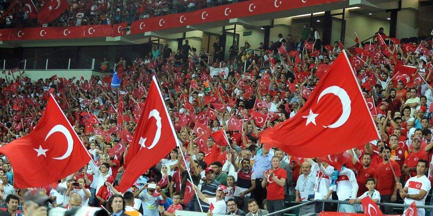 Konya'da biletler tükendi