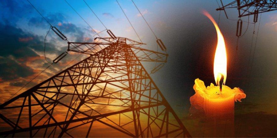 Elektrik kesintilerinin nedeni ortaya çıktı