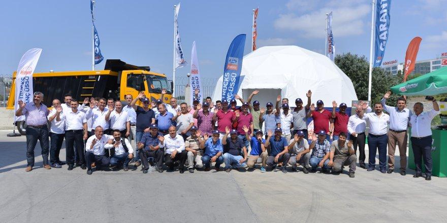 """Ford Trucks """"Kazanç Üssü"""" Konya'da"""