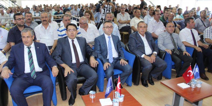 Konya SMMMO'da yeniden yapılandırma seminerinin ikincisi gerçekleştirildi