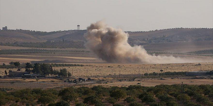 Fırat Kalkanı Harekatında 3 Asker Şehit, 1 Asker Yaralı