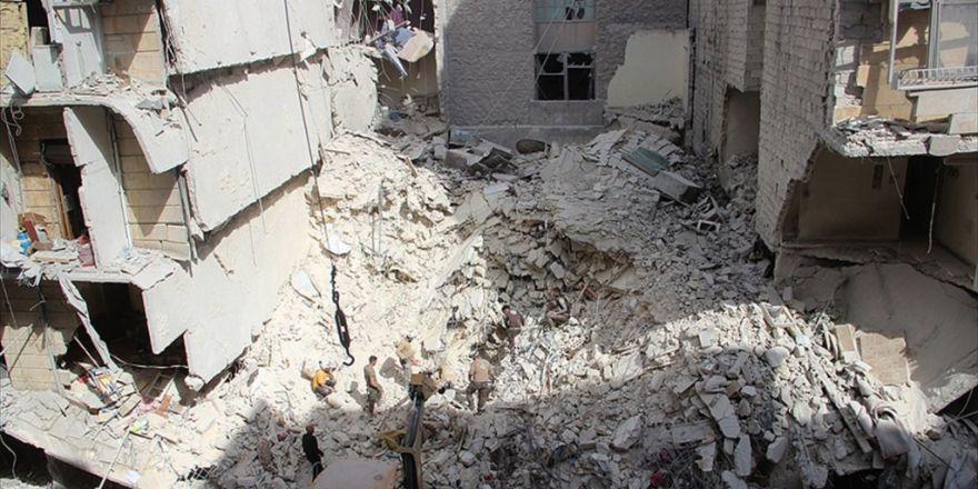 'Rusya Suriye'de 59 Sağlık Merkezini Hedef Aldı'