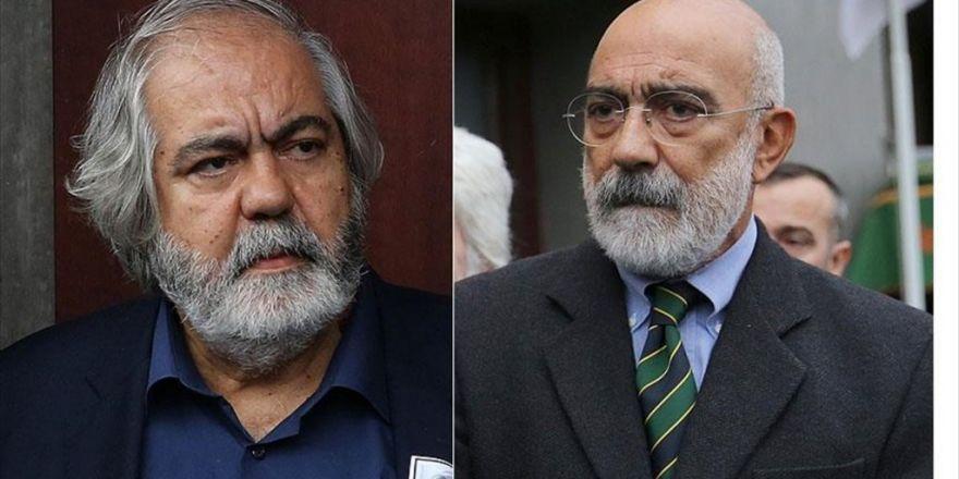 Ahmet Altan İle Kardeşi Mehmet Altan Gözaltında