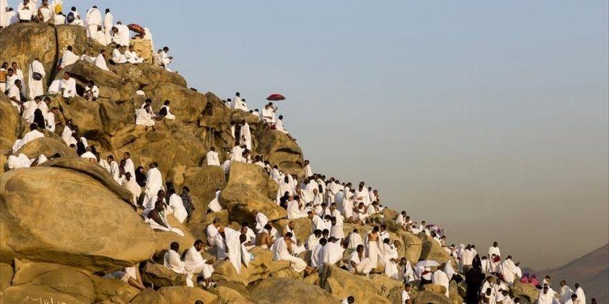Hacı Adayları Arafat'ta Buluştu