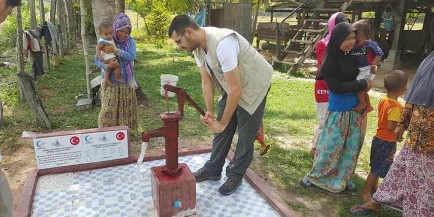 Cansuyu Derneği Mali'de 10 Su Kuyusu Açtı