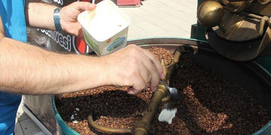 Tereyağlı Türk Kahvesi Büyük İlgi Görüyor