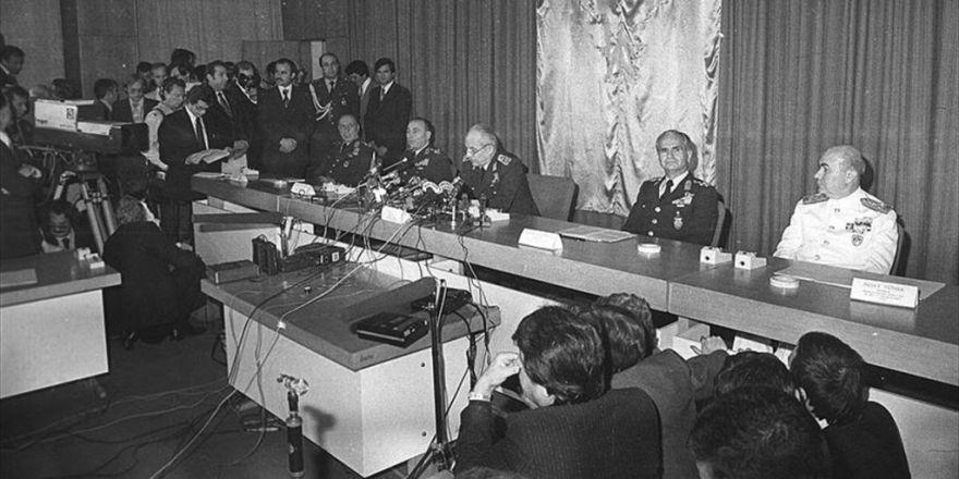 12 Eylül Darbecileri 32 Yıl Sonra Hakim Karşısına Çıkabildi