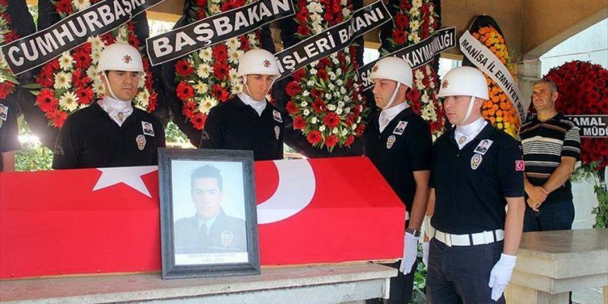 Şehit Polis Memuru Sarıtaş Son Yolculuğuna Uğurlandı