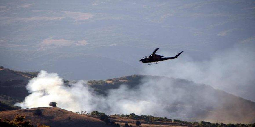 Tunceli'de şiddetli çatışma çıktı