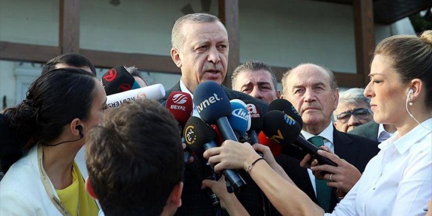 Erdoğan'dan sert açıklama