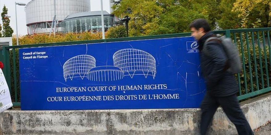 Türkiye'den Aihm'e Başvuru Sayısı Azaldı