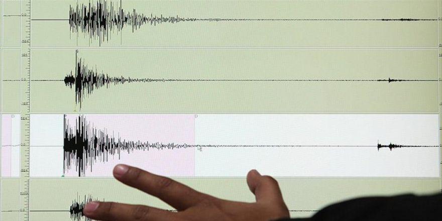 Manisa Akhisar'da Orta Şiddetli Deprem