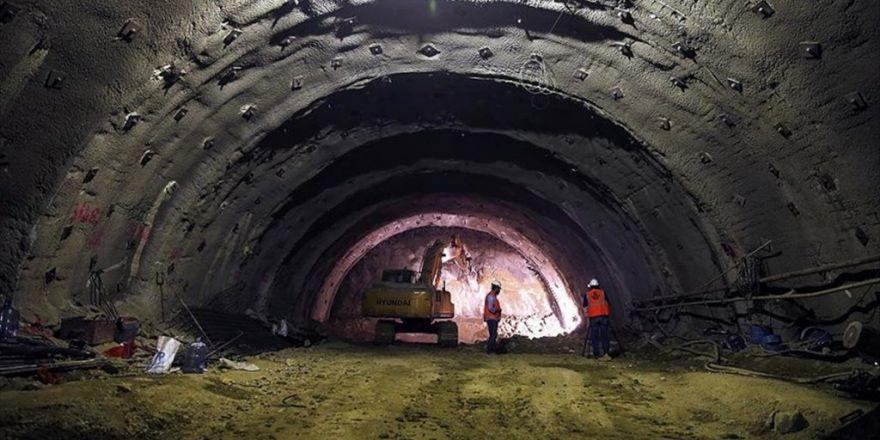 Sabuncubeli Tüneli'nde Sona Doğru