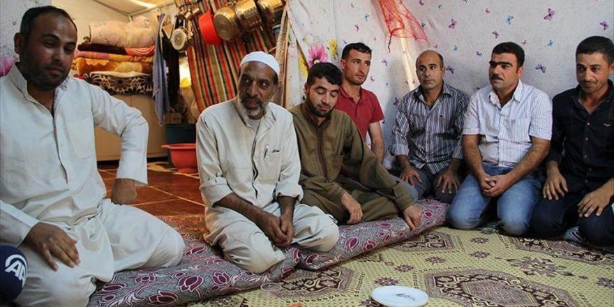 'Fırat Kalkanı Harekatı' Sığınmacıları Umutlandırdı