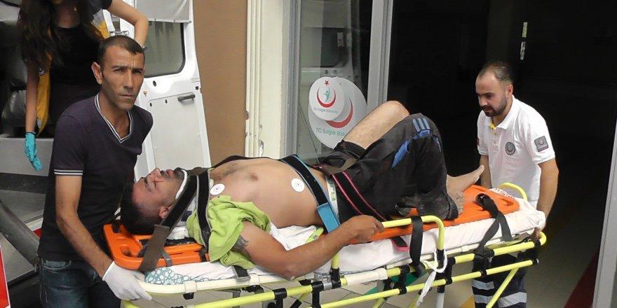Kulu'da otomobil takla attı: 2 ağır yaralı
