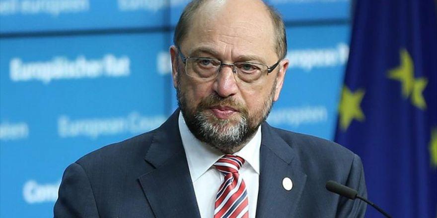 Avrupa Parlamentosu Başkanı Schulz: Türkiye İle Ab Arasındaki Göç Mutabakatı Bozulmayacak