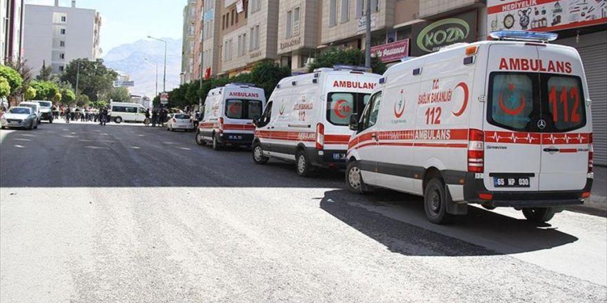 İçişleri Bakanı Soylu: Van'daki Terör Saldırısında Yaralanan 46 Kişi Taburcu Oldu