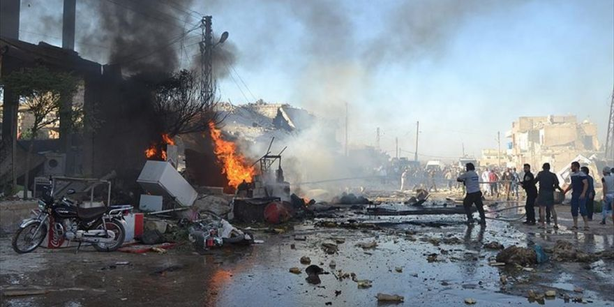 Suriye'de Bayramın Birinci Gün Bilançosu: 34 Ölü
