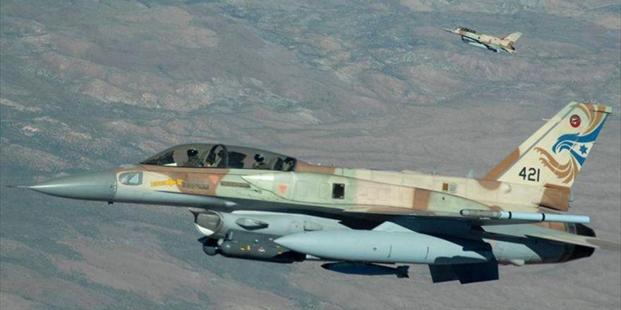 Suriye'nin İsrail Uçağını Düşürdüğü İddiası