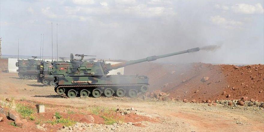 Esed Rejimi Birliklerinin Saldırısına Karşılık Verildi