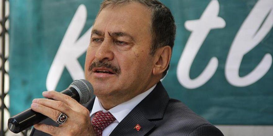 Orman Ve Su İşleri Bakanı Eroğlu: Terör Örgütleriyle Mücadele Sonuna Kadar Sürecek