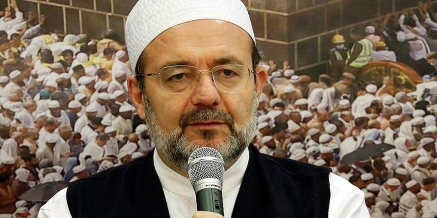 'Muhammed'e Ümmet Olmuş Bir Toplumda Ayrımcılık Yakışmaz'