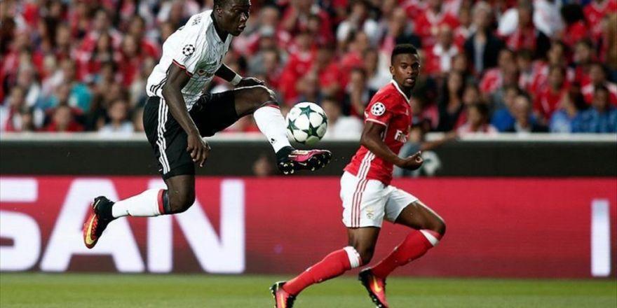 Beşiktaş Devler Ligi'ne 1 Puanla Başladı