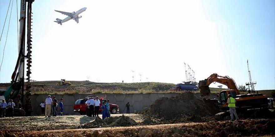 Üçüncü Havalimanı İçin Yakıt Çiftliği Kurulacak