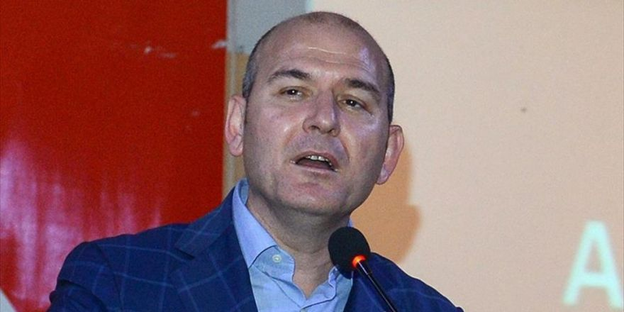 İçişleri Bakanı Soylu: Teröre Karşı Müsamahakar Olmayacağız