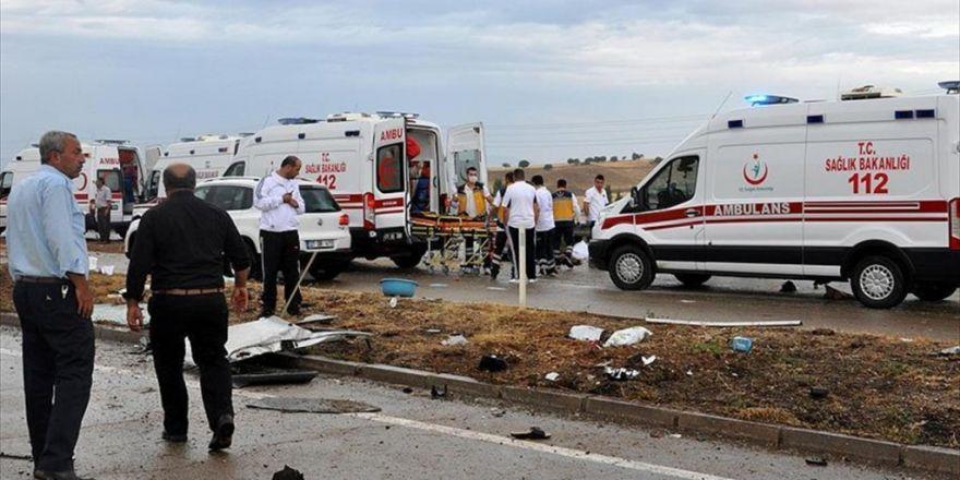 Bayramın Trafik Kazası Bilançosu
