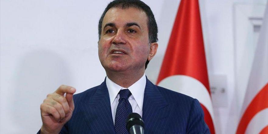 Ab Bakanı Çelik: Bu İşler Abd Büyükelçisinin İşi Değildir