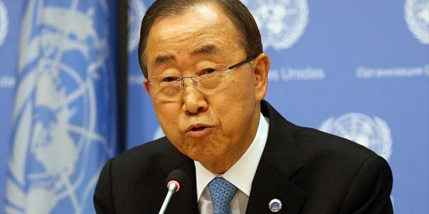 Bm Genel Sekreteri Ban: Daha Fazla Ülke Sığınmacılara Kapılarını Açmalı