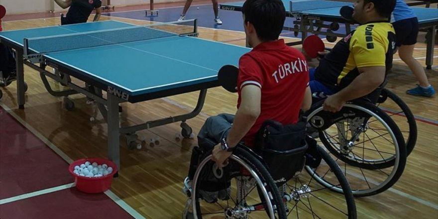 Masa Tenisi Erkek Milli Takımı Yarı Finalde