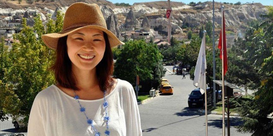 Kapadokya'yı Japonya'da Yokomiza Tanıtacak