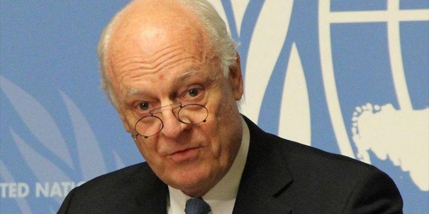 'Suriye'den Beklediğimiz İznin Ulaşmaması Esef Verici'