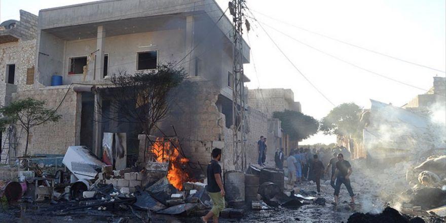 'Esed Rejimi Ve Destekçileri Ateşkesi 28 Defa İhlal Etti'