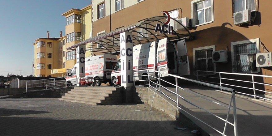 Kulu'da trafik kazası: 5 yaralı