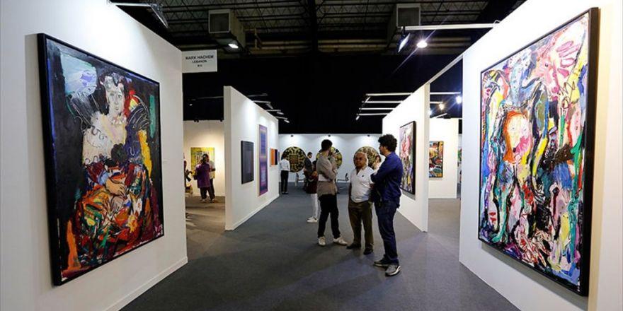 7. Beyrut Sanat Fuarı Kapılarını Açtı
