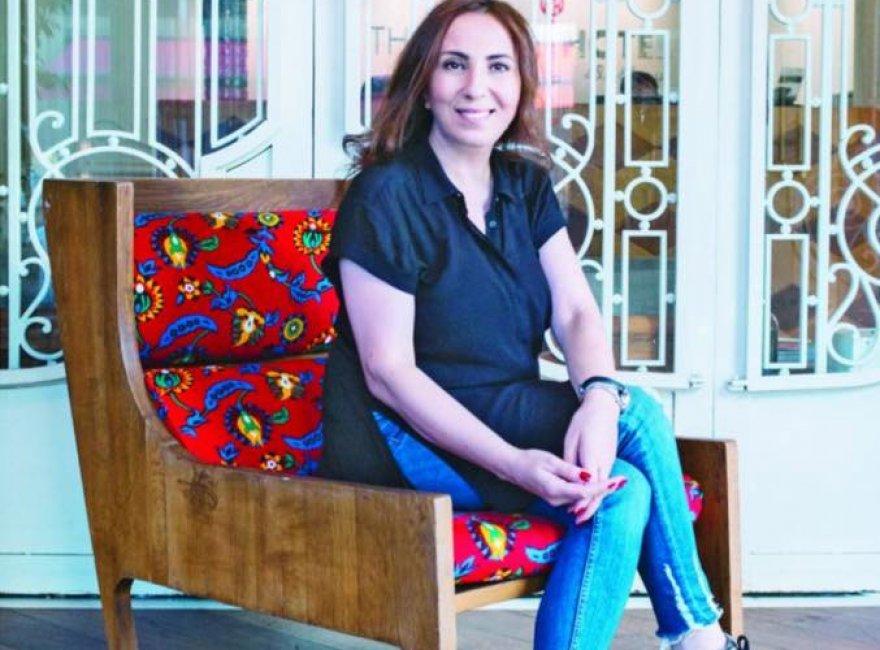 Zeynep Kartal Hanım İngiliz Parlamentosunda defileye hazır