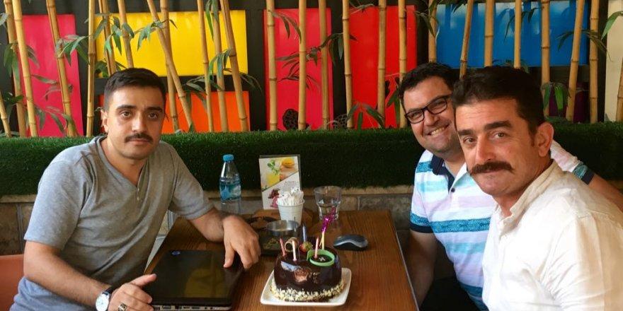 Osman Bozdemir'e mutlu yıllar dileriz