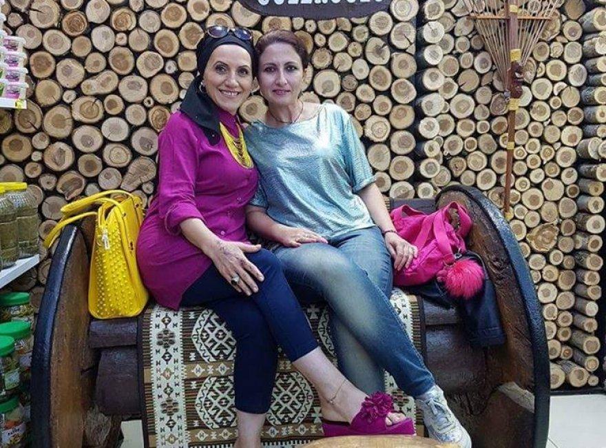 Zarife ve Fatma Hanım Bozkır'da