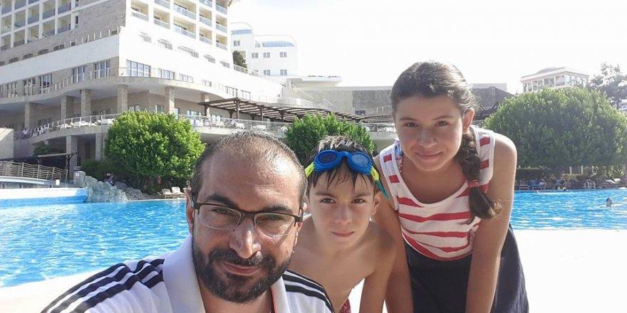 Hakan Salim Çağlayan Hoca, Horus Paradise Luxury Resort'da