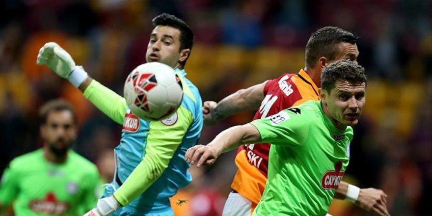 Galatasaray İle Çaykur Rizespor 33. Randevuda