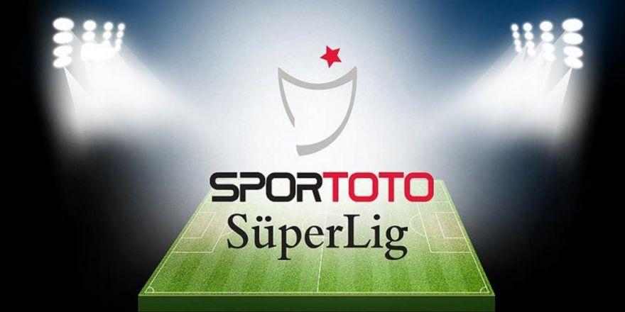 Spor Toto Süper Lig'de 4. Hafta Heyecanı Başlıyor