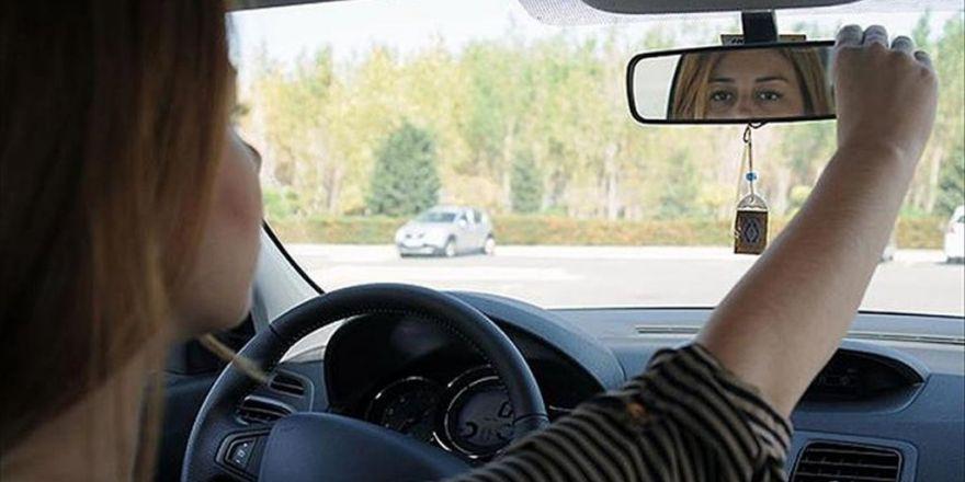 Kadın Sürücü Sayısı 80 İlin Nüfusunu Geçti